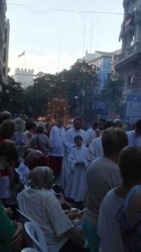 La Procesión del Corpus Christi pone fin a la festividad en Valencia (221)