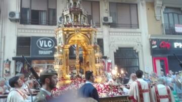 La Procesión del Corpus Christi pone fin a la festividad en Valencia (225)