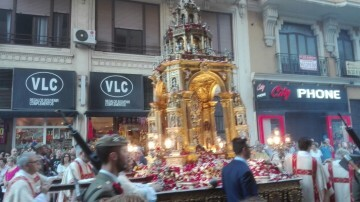 La Procesión del Corpus Christi pone fin a la festividad en Valencia (229)