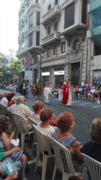 La Procesión del Corpus Christi pone fin a la festividad en Valencia (23)
