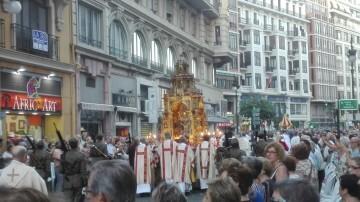 La Procesión del Corpus Christi pone fin a la festividad en Valencia (235)