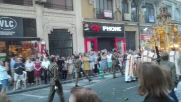 La Procesión del Corpus Christi pone fin a la festividad en Valencia (236)