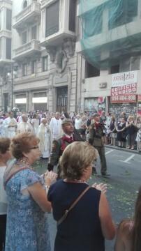 La Procesión del Corpus Christi pone fin a la festividad en Valencia (241)