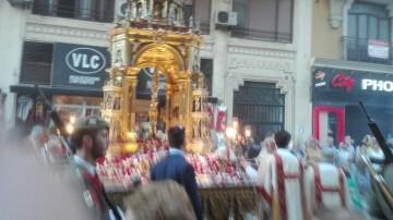 La Procesión del Corpus Christi pone fin a la festividad en Valencia (242)