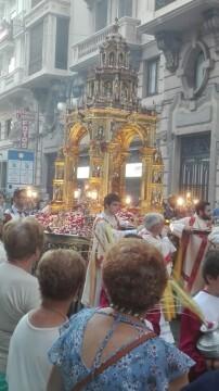 La Procesión del Corpus Christi pone fin a la festividad en Valencia (245)
