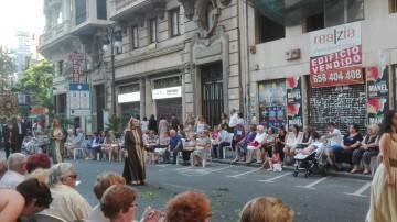 La Procesión del Corpus Christi pone fin a la festividad en Valencia (252)