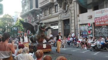 La Procesión del Corpus Christi pone fin a la festividad en Valencia (253)