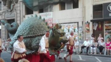 La Procesión del Corpus Christi pone fin a la festividad en Valencia (254)