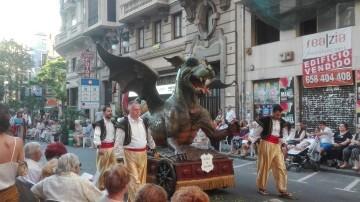 La Procesión del Corpus Christi pone fin a la festividad en Valencia (257)