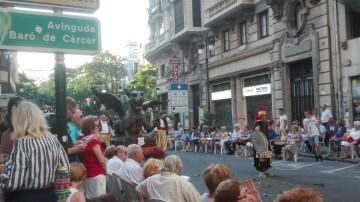 La Procesión del Corpus Christi pone fin a la festividad en Valencia (258)
