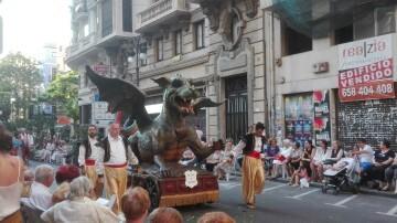 La Procesión del Corpus Christi pone fin a la festividad en Valencia (259)