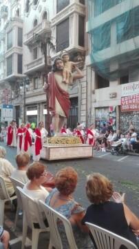 La Procesión del Corpus Christi pone fin a la festividad en Valencia (26)