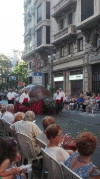 La Procesión del Corpus Christi pone fin a la festividad en Valencia (29)