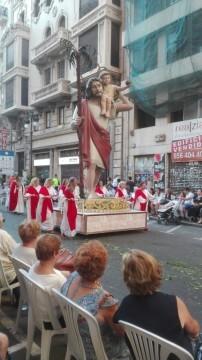 La Procesión del Corpus Christi pone fin a la festividad en Valencia (32)