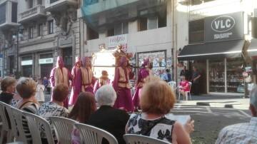 La Procesión del Corpus Christi pone fin a la festividad en Valencia (4)
