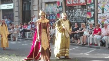 La Procesión del Corpus Christi pone fin a la festividad en Valencia (44)
