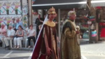 La Procesión del Corpus Christi pone fin a la festividad en Valencia (46)