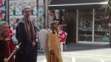 La Procesión del Corpus Christi pone fin a la festividad en Valencia (52)