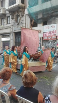 La Procesión del Corpus Christi pone fin a la festividad en Valencia (57)