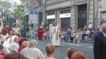 La Procesión del Corpus Christi pone fin a la festividad en Valencia (6)