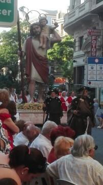 La Procesión del Corpus Christi pone fin a la festividad en Valencia (64)
