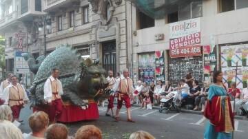 La Procesión del Corpus Christi pone fin a la festividad en Valencia (70)