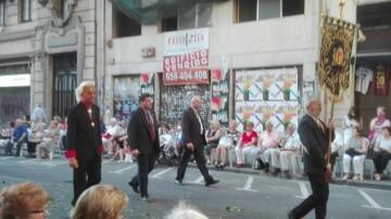 La Procesión del Corpus Christi pone fin a la festividad en Valencia (78)