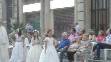 La Procesión del Corpus Christi pone fin a la festividad en Valencia (81)