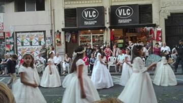 La Procesión del Corpus Christi pone fin a la festividad en Valencia (85)