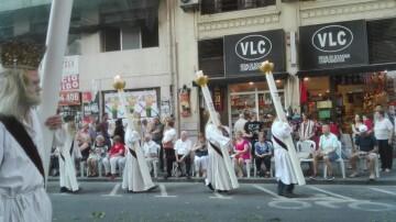 La Procesión del Corpus Christi pone fin a la festividad en Valencia (86)