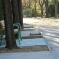 """La remodelación del Parque de Benicalap refleja la """"apuesta del Gobierno Local para mejorar las zonas verdes de todos los barrios""""."""