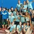 Las atletas del Club de Atletismo València Esports han conseguido su 25 título de Liga consecutivo.
