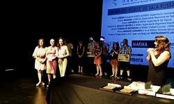 Las obras de teatro 'Últimas palabras de Copito de nieve' y 'Marx en el Soho' entre los ganadores de los Premios del Público de Sala Russafa.