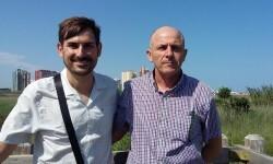 Los Ayuntamientos de València y Massamagrell se comprometen a poner a valor la marjal de Rafalell y Vistabella.