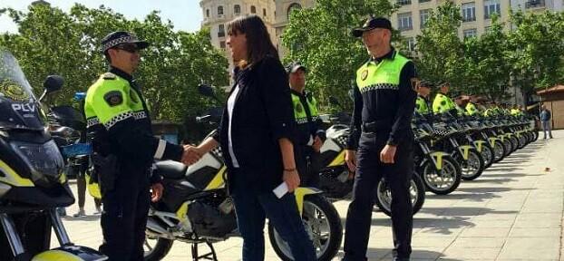 Menguzzato anuncia la creación de una nueva unidad de distrito en Molí del Sol y de la División de Seguridad Vial.