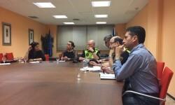 Menguzzato inaugura la comisión que prepara la nueva ordenanza de convivencia.