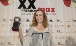 'Només són dones', 'Oskara' y 'Caída del cielo' triunfan en los Premios Max de teatro.