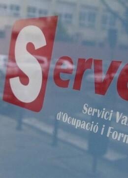 Oficina del Servef.