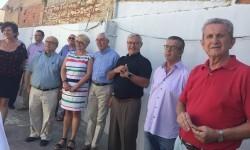 Por primera vez la alcaldía participa en una asamblea abierta al vecindario de los pueblos de València en su visita a Benimàmet-Beniferri.