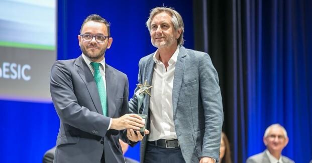 Premio ASTER de Trayectoria Empresarial a la empresa ENERGY SISTEM JULIO SÁNCHEZ SÁNCHEZ 1