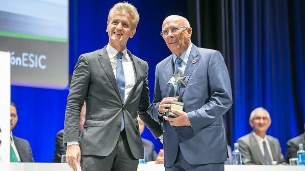 Premio ASTER de Trayectoria Profesional a José Luis Marín Carbonell Fundador del Grupo Colegios y Escuelas Infant