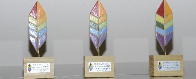 Premios del festival.