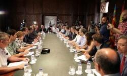Puig anuncia la creación de una comisión que redactará un plan de choque para generar un 'círculo de seguridad' y frenar los atropellos a ciclistas.
