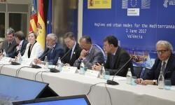 Puig urge a la ejecución 'sin dilaciones' ni 'regateo presupuestario' del Corredor Mediterráneo.