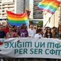 Puig y Oltra, orgullosos de la tolerancia de los valencianos con el colectivo LGTBI.