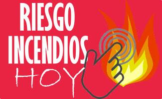 RIESGO INCENDIOS HOY