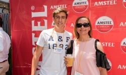 Racó de Amstel en la Plaza de Los Luceros y en compañía de la Bellea del Foc 2017 (4)