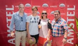 Racó de Amstel en la Plaza de Los Luceros y en compañía de la Bellea del Foc 2017 (5)