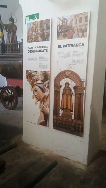 Reapertura del Museu del Corpus.