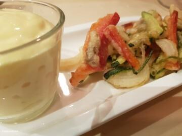 Restaurante La Sequieta nos presenta un menú para comer con las manos (100)